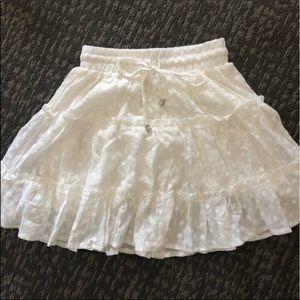 Bates Mini Skirt